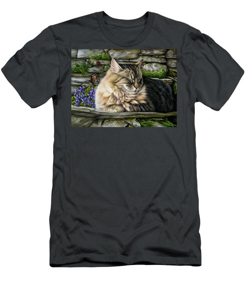 Missed Buteerfly Men's T-Shirt (Athletic Fit)