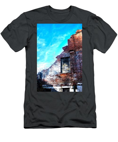 Missing Wall Men's T-Shirt (Athletic Fit)