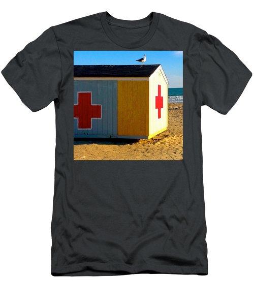 Guard Men's T-Shirt (Athletic Fit)