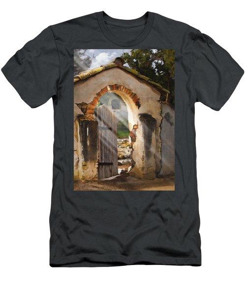 Mission Gate Men's T-Shirt (Athletic Fit)