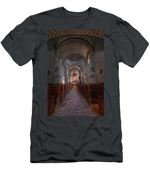 Mission San Jose Men's T-Shirt (Athletic Fit)