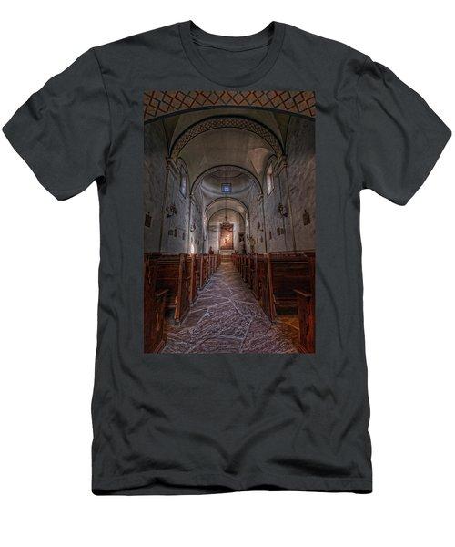 Mission San Jose Men's T-Shirt (Athletic Fit)