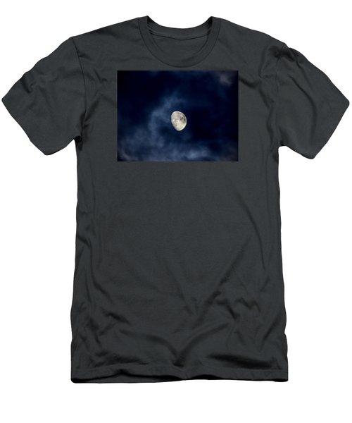 Blue Vapor Men's T-Shirt (Slim Fit) by Glenn Feron