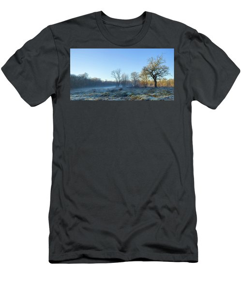 Misty Clearing Men's T-Shirt (Athletic Fit)