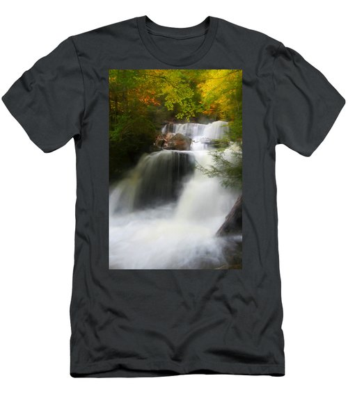 Misty Fall Men's T-Shirt (Athletic Fit)