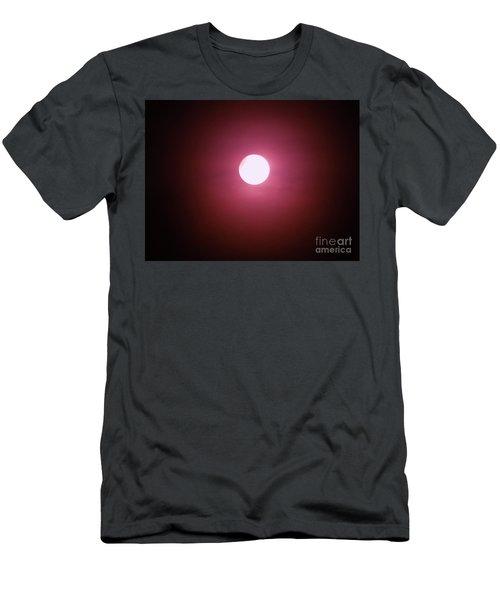 Misty Moon Men's T-Shirt (Slim Fit) by J L Zarek