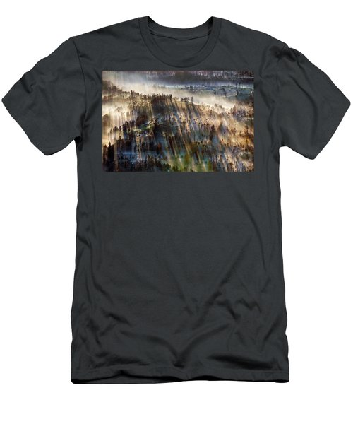 Misty Morning Men's T-Shirt (Athletic Fit)