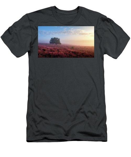 Misty Posbank Men's T-Shirt (Athletic Fit)