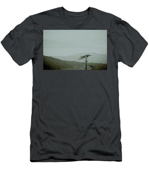 Misty View Men's T-Shirt (Athletic Fit)