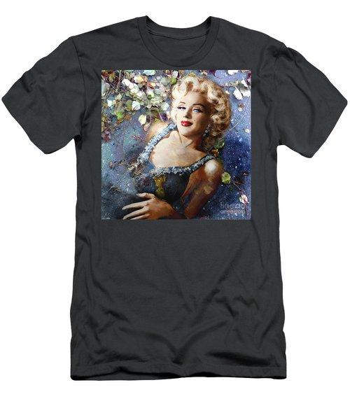 Mm Resurrection  Men's T-Shirt (Athletic Fit)