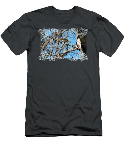 Mockingbird Men's T-Shirt (Slim Fit) by Katherine Nutt