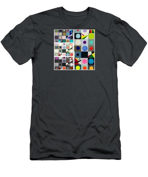 Mod Party Men's T-Shirt (Athletic Fit)