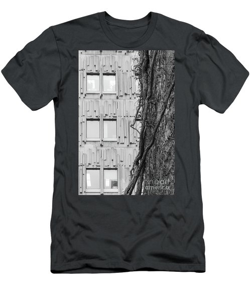 Modern And Nature Men's T-Shirt (Athletic Fit)
