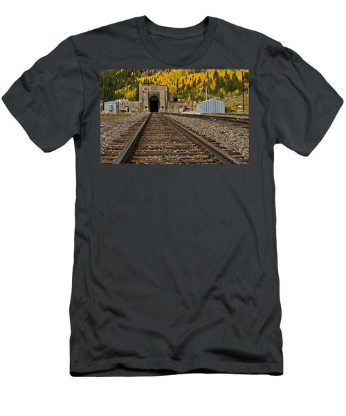 Moffat Tunnel Men's T-Shirt (Athletic Fit)
