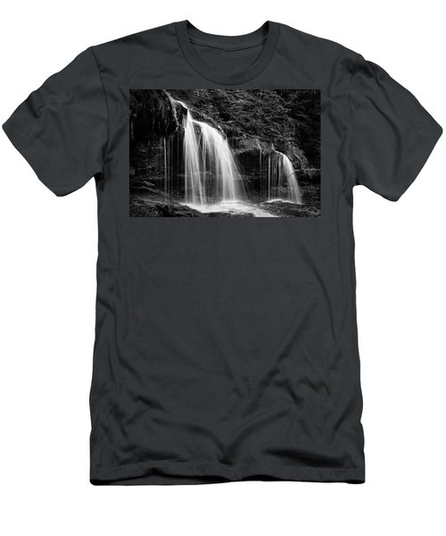 Mohawk Falls II Men's T-Shirt (Athletic Fit)