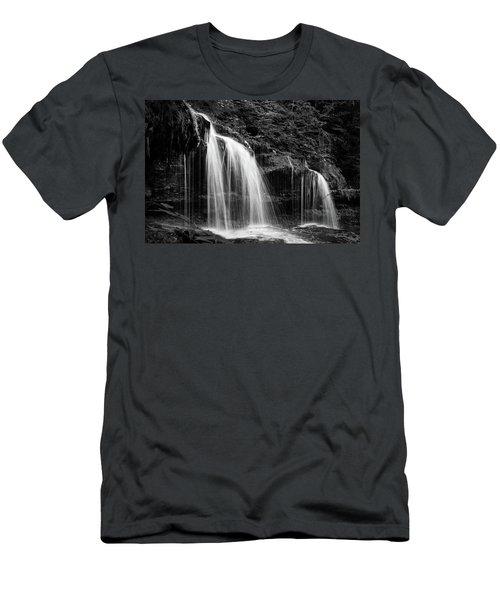 Mohawk Falls II Men's T-Shirt (Athletic Fit)