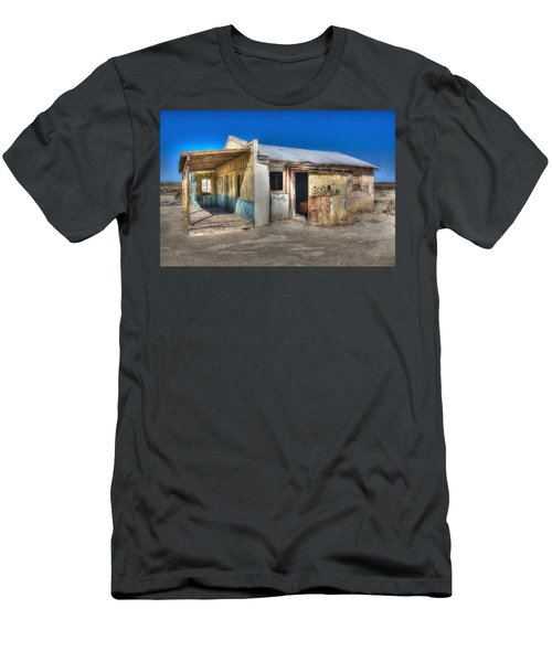 Mojave Times Men's T-Shirt (Slim Fit) by Richard J Cassato