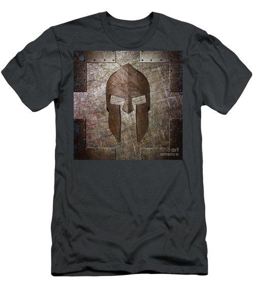 Molon Labe Men's T-Shirt (Athletic Fit)
