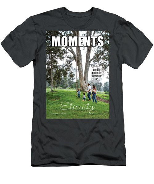 Moments Men's T-Shirt (Athletic Fit)