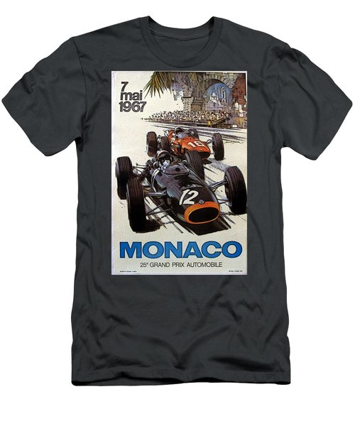 Monaco 67 Men's T-Shirt (Athletic Fit)