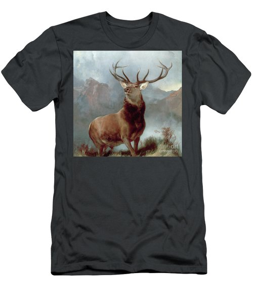 Monarch Of The Glen Men's T-Shirt (Athletic Fit)