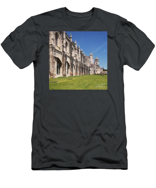 Monastery Of The Hieronymites Lisbon 3 Men's T-Shirt (Athletic Fit)