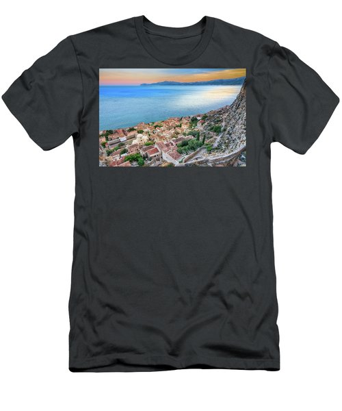 Monemvasia / Greece Men's T-Shirt (Athletic Fit)