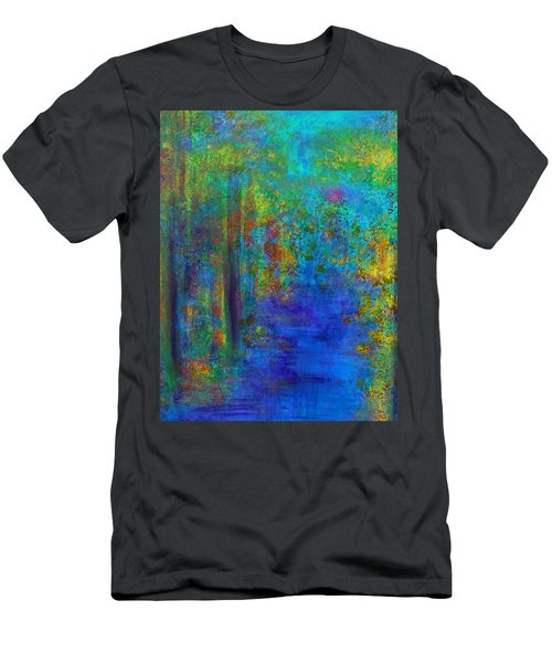 Monet Woods Men's T-Shirt (Athletic Fit)