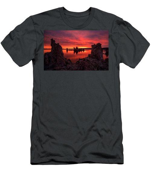 Mono Blaze Men's T-Shirt (Athletic Fit)