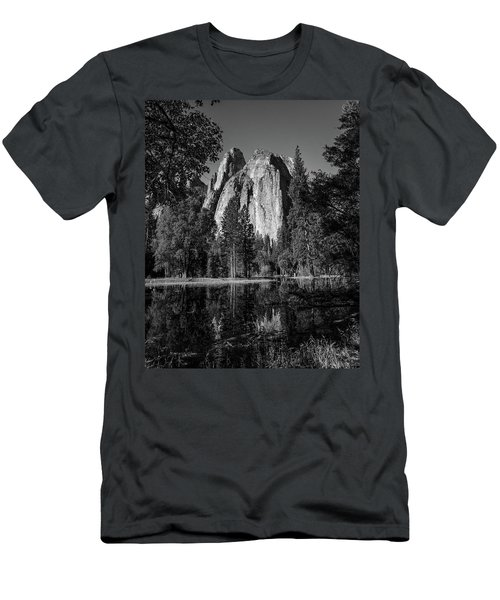 Monolith Men's T-Shirt (Athletic Fit)