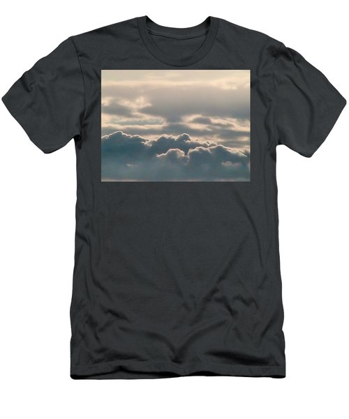 Monsoon Clouds Men's T-Shirt (Athletic Fit)
