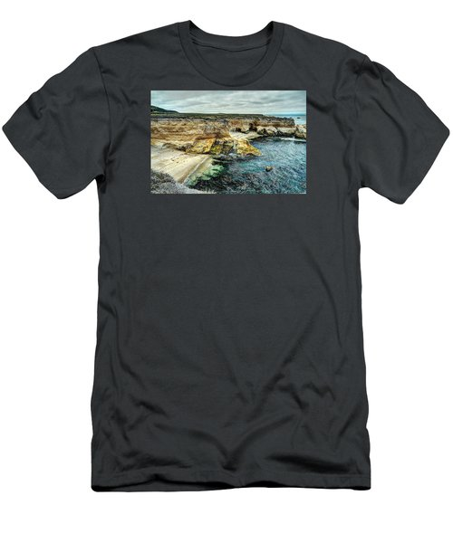 Montana Del Oro Men's T-Shirt (Athletic Fit)