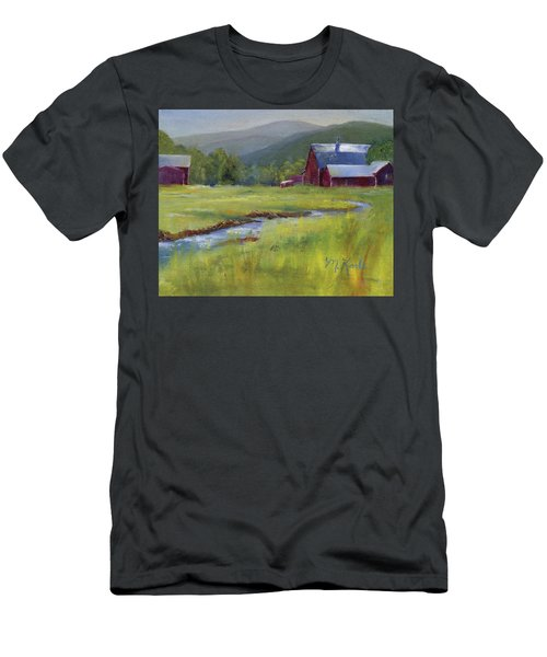 Montana Ranch Men's T-Shirt (Athletic Fit)