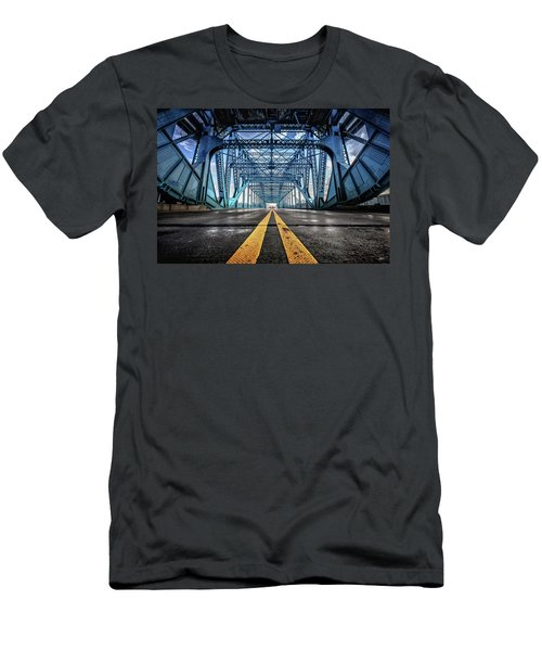 Monumental Market Street Men's T-Shirt (Athletic Fit)