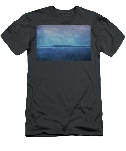 Moody  Blues - A Landscape Men's T-Shirt (Athletic Fit)