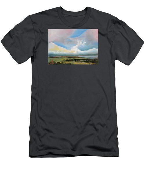 Moody Skies Men's T-Shirt (Athletic Fit)