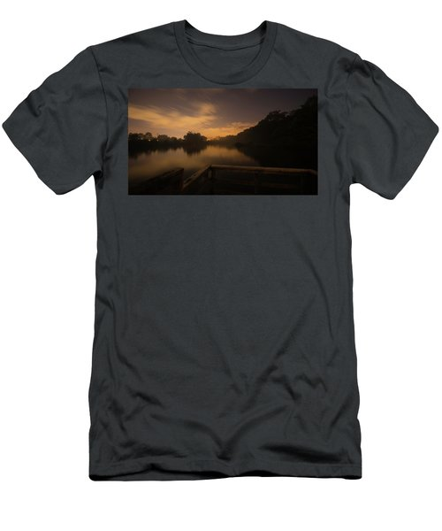 Moody View Men's T-Shirt (Athletic Fit)