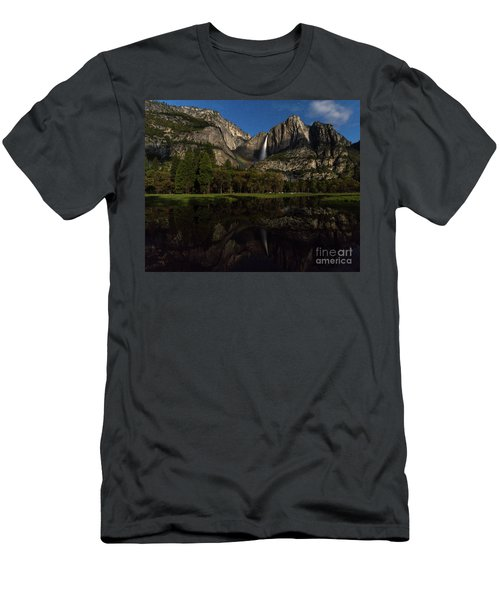 Moonbow Upper Falls Men's T-Shirt (Athletic Fit)