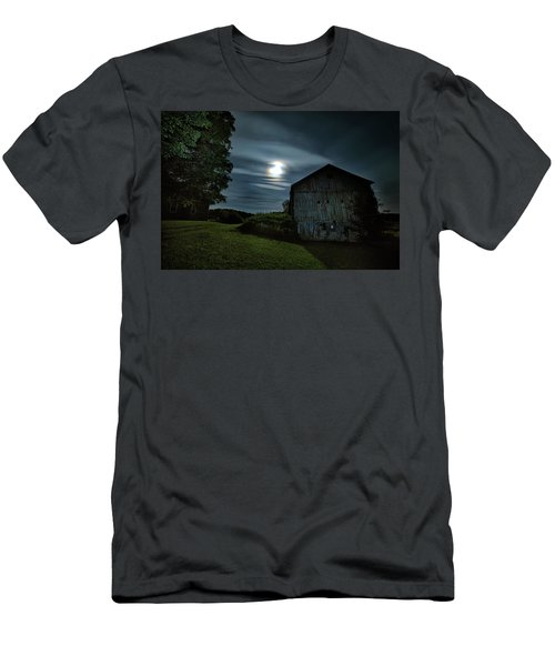 Moonlight Farm No. 2 Men's T-Shirt (Athletic Fit)
