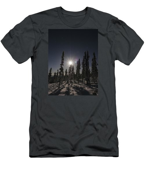Moonlight Sonana Men's T-Shirt (Athletic Fit)