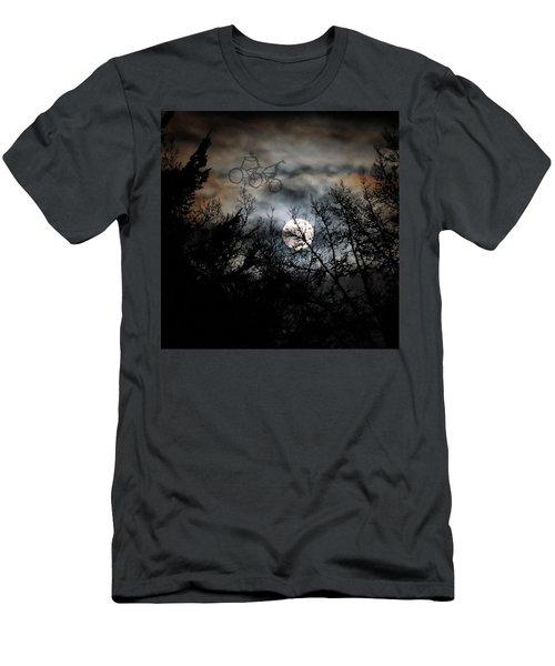Moonlite Ride Men's T-Shirt (Athletic Fit)