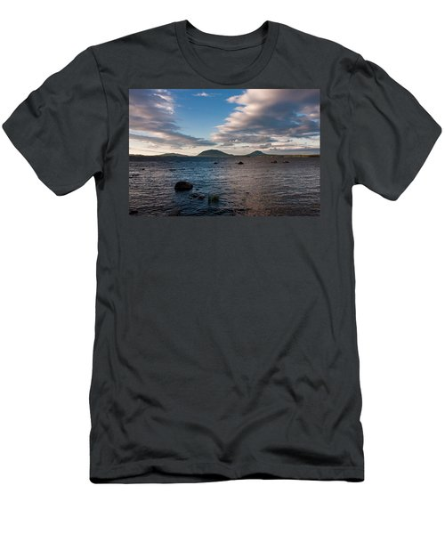 Moosehead Lake Spencer Bay Men's T-Shirt (Athletic Fit)