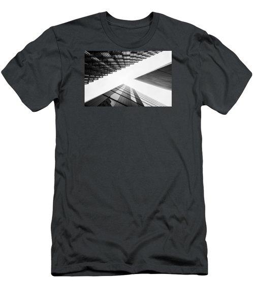 More London Men's T-Shirt (Slim Fit) by Matt Malloy
