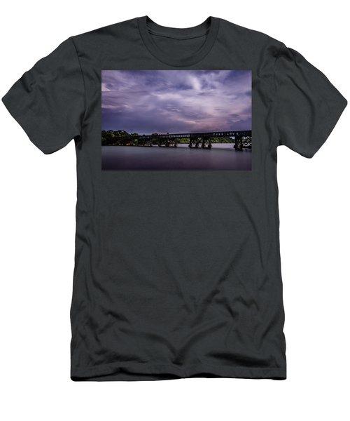 More Love Men's T-Shirt (Athletic Fit)