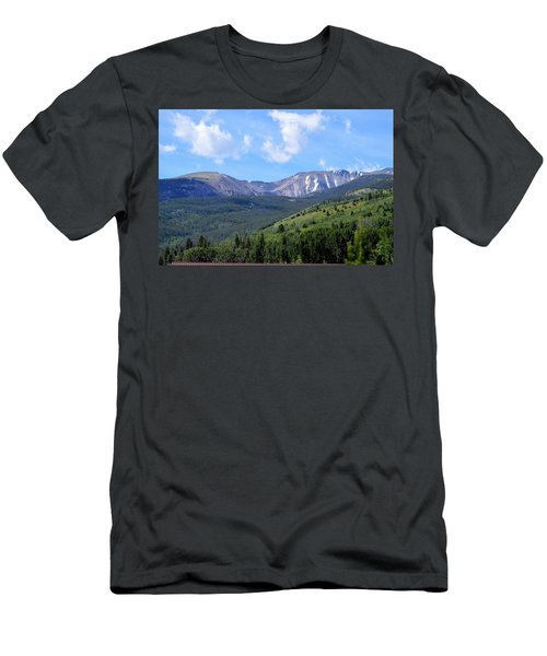 More Montana Mountains Men's T-Shirt (Athletic Fit)