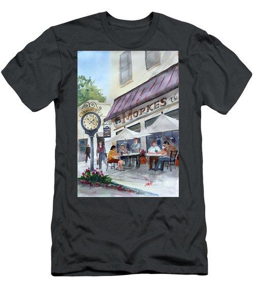 Morkes Spring Men's T-Shirt (Athletic Fit)