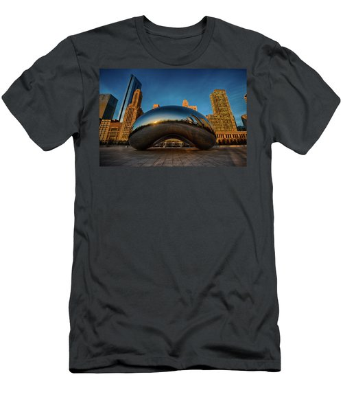 Morning Bean Men's T-Shirt (Athletic Fit)