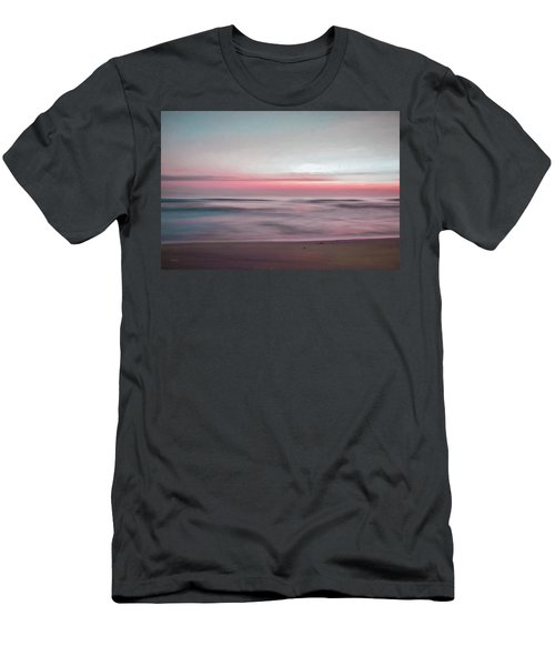 Men's T-Shirt (Athletic Fit) featuring the photograph Morning Beauty by John M Bailey