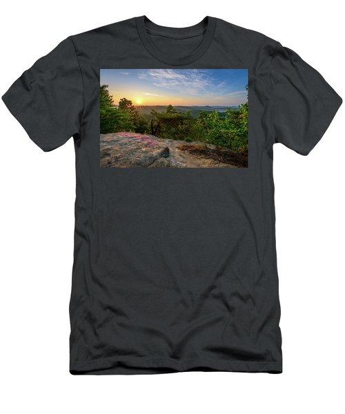 Morning Colors Men's T-Shirt (Athletic Fit)