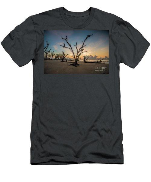 Morning Glory Men's T-Shirt (Slim Fit) by Robert Loe